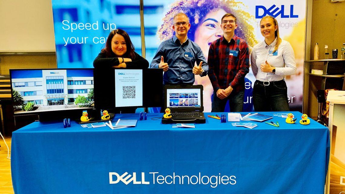 Study @ Dell Technologies. #Iwork4Dell