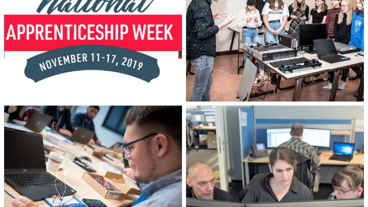 NATIONAL APPRENTICESHIP WEEK 2020 @ Dell Technologies #Iwork4Dell